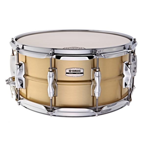 Yamaha Recording Custom Brass Snare Drum 14'' x 6.5''