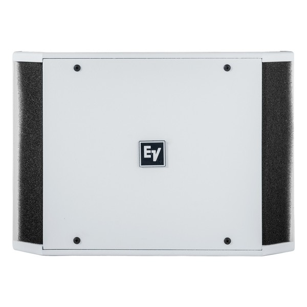 Electro-Voice EVID S12.1 Installation Subwoofer, White, Front
