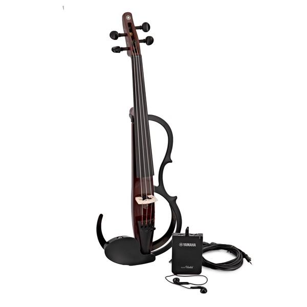 Yamaha YSV104 Silent Violin, Brown