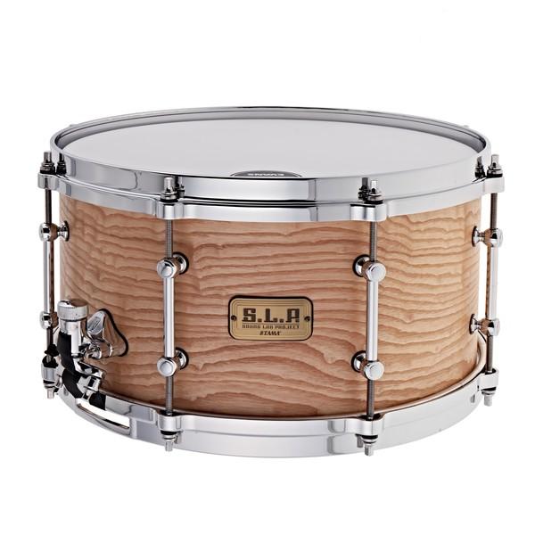 Tama SLP 13'' x 7'' G-Maple Snare Drum, Satin Tamo Ash