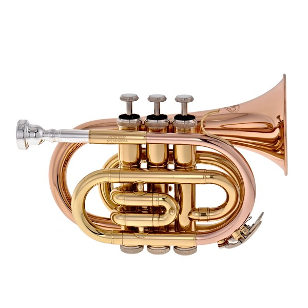 Odyssey OCR100P Premiere Bb Pocket Trumpet