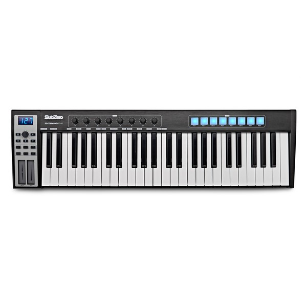 SubZero CommandKey49 MIDI Keyboard Controller