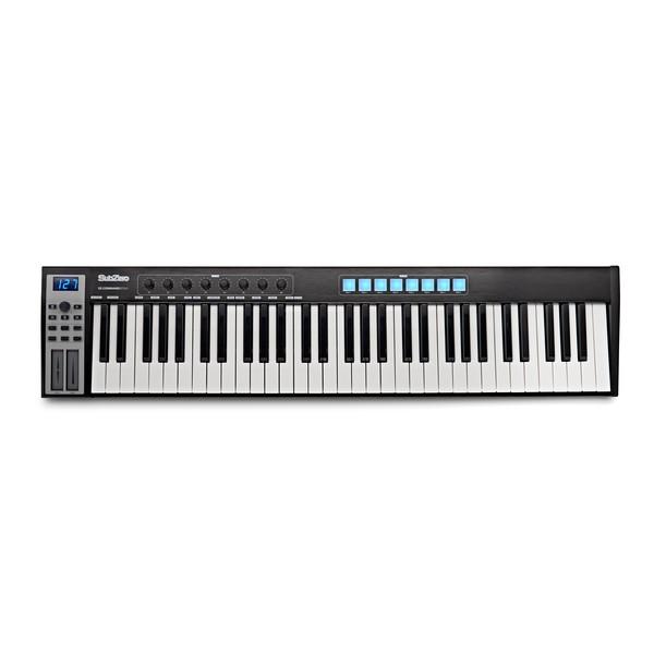 SubZero CommandKey61 MIDI Keyboard Controller