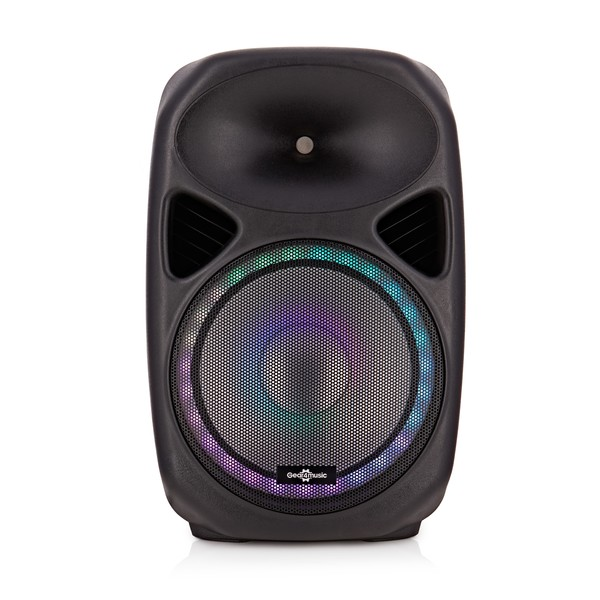 Galaxy Aktiver 15 Lautsprecher Mit Lichteffekten Von Gear4music Gear4music