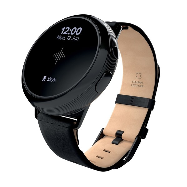 Soundbrenner Core Steel Smart Music Watch