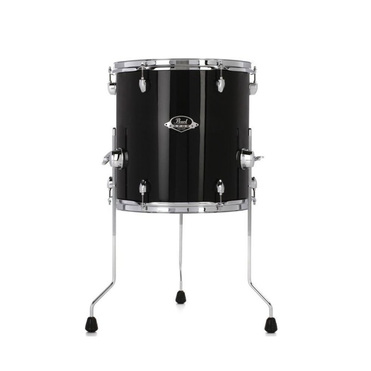 Click to view product details and reviews for Pearl Exx 18 X 16 Floor Tom Jet Black.