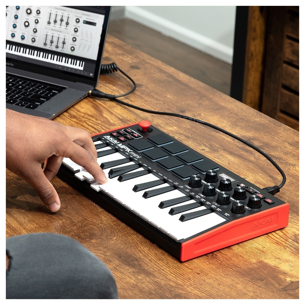 Akai Professional MPK Mini MK3 Laptop Production Keyboard