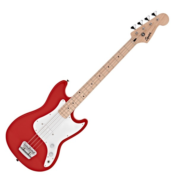 Squier Affinity Bronco Bass, Torino Red