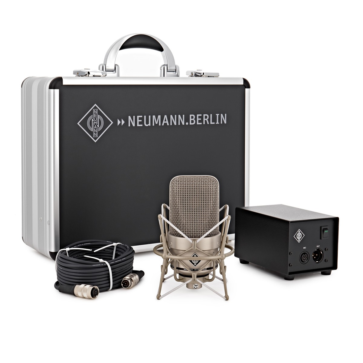 Click to view product details and reviews for Neumann M 150 Tube Uk Studio Condenser Microphone.