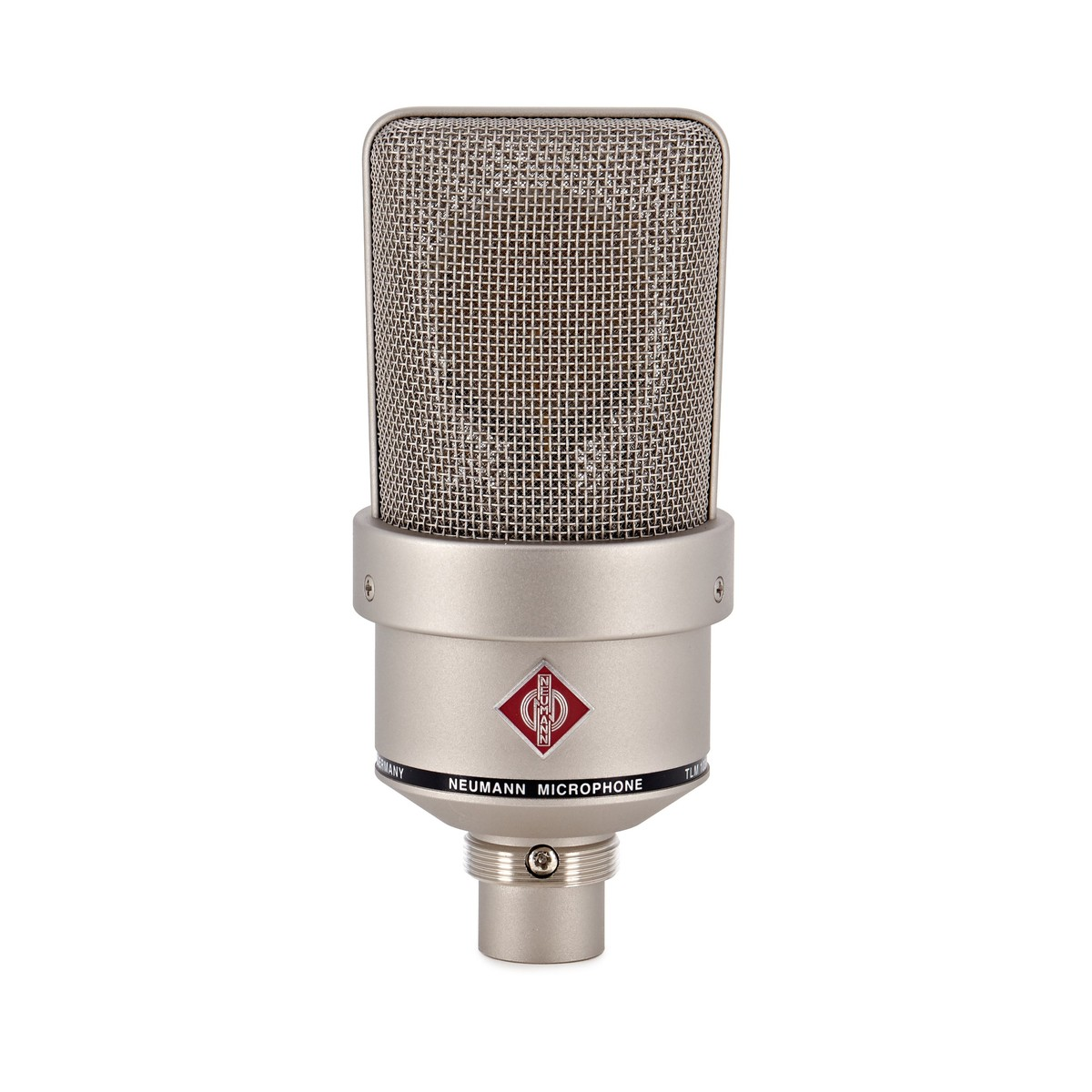 Neumann Tlm 103 Studio Set Microphone Nickel