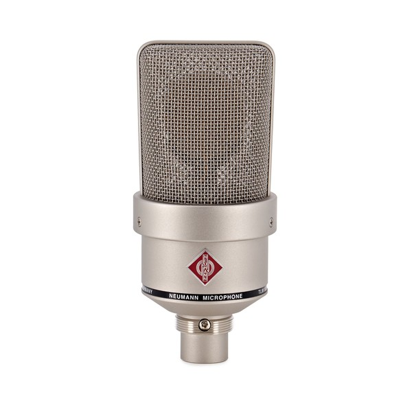 Neumann TLM 103 Studio Set Microphone, Nickel