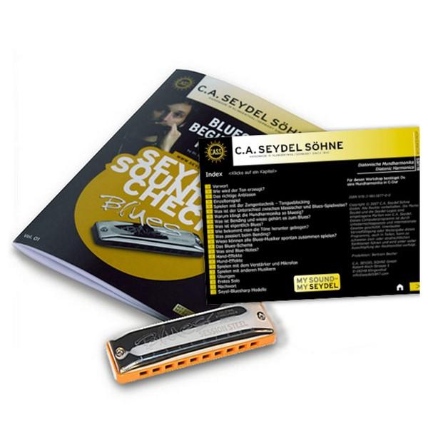 Seydel Session Steel Soundcheck Vol. 1 Beginner Pack