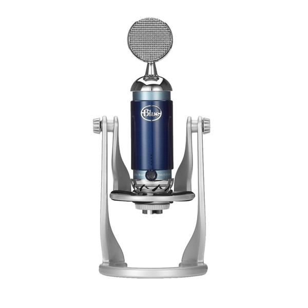 Blue Microphones Spark Digital USB Microphone - Front View