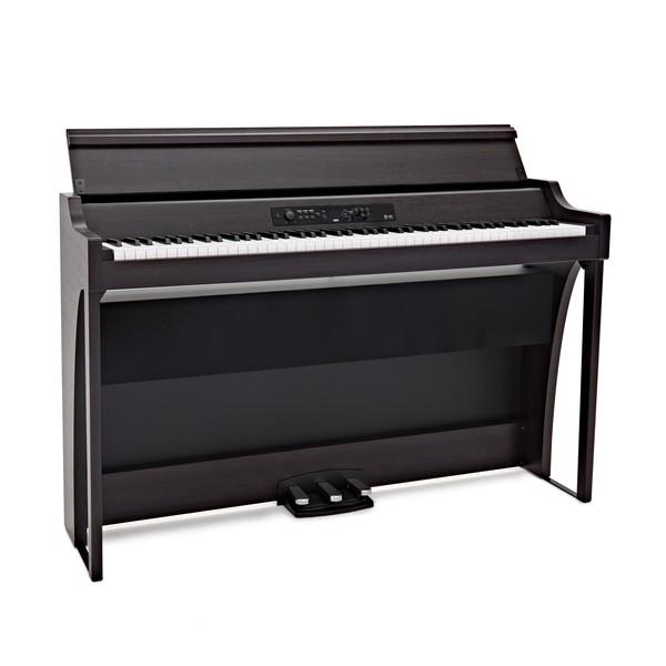 Korg G1 Air Digital Piano, Brown, New Model