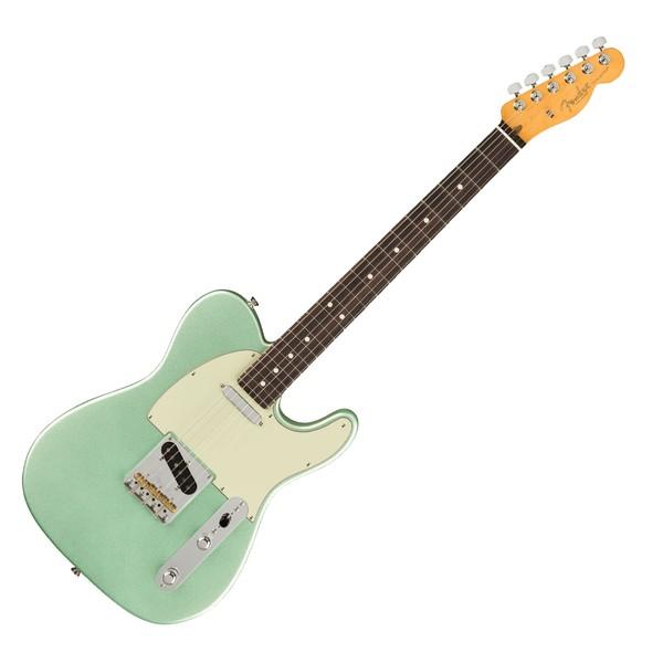 Fender American Pro II Telecaster RW, Mystic Surf Green