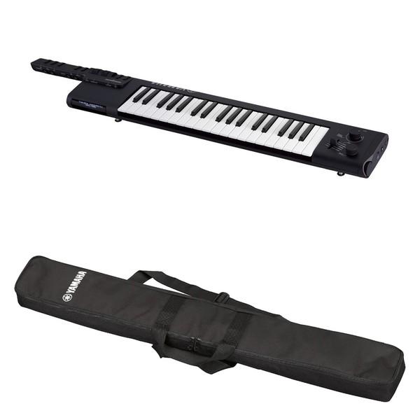 Yamaha SHS 500 Sonogenic Keytar with Gigbag, Black