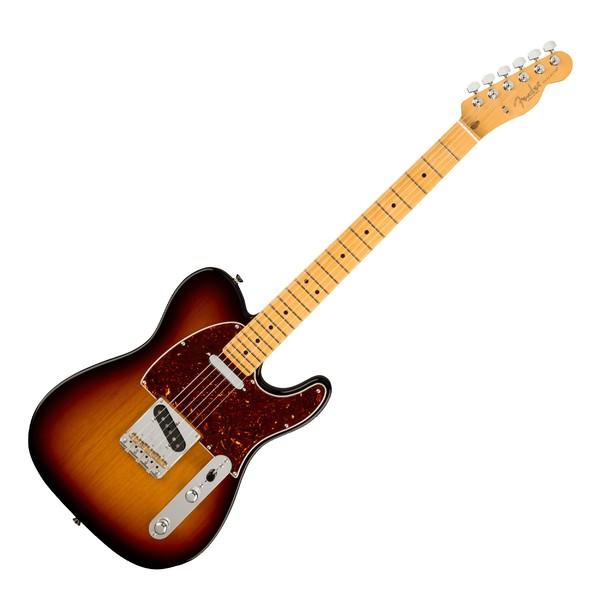 Fender American Pro II Telecaster MN, 3-Tone Sunburst