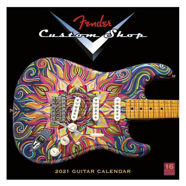 Fender 2021 Calendar - Main