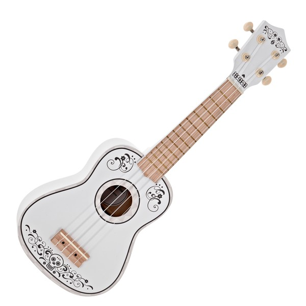 Ukulele by Gear4music, Day of the Dead