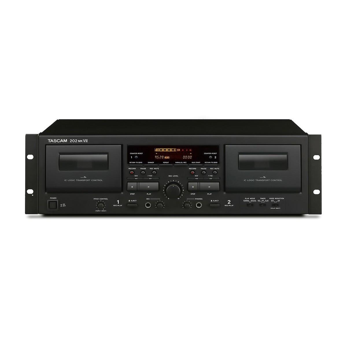 Tascam 202 Mk7 Cassette Player