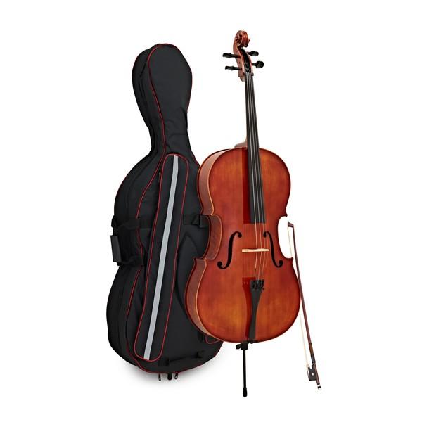 Hidersine Piacenza Cello Outfit, Full Size