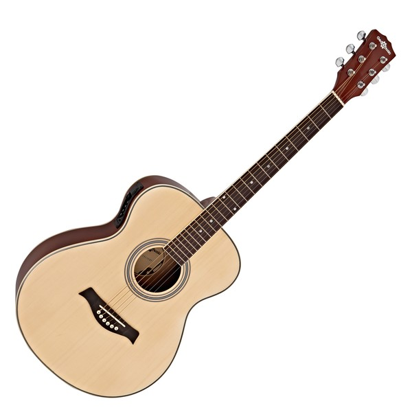 Student Electro Acoustic Guitar by Gear4music, Natural