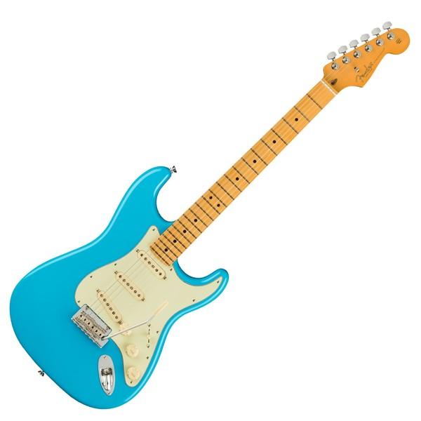 Fender American Pro II Stratocaster MN, Miami Blue - Main