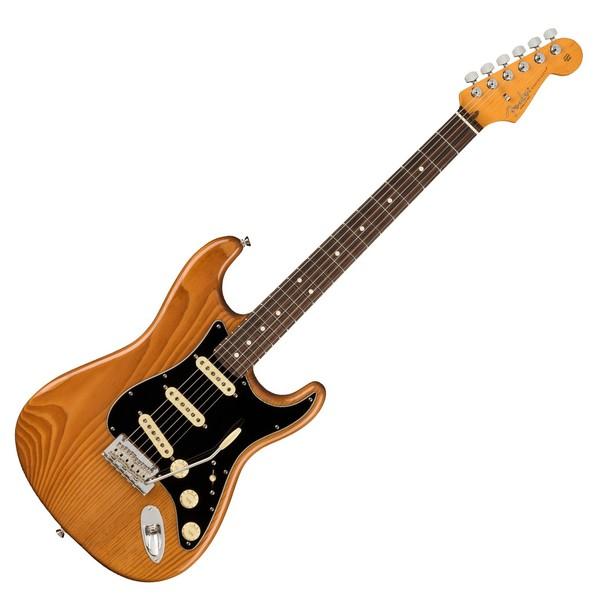 Fender American Pro II Stratocaster RW, Roasted Pine - Main
