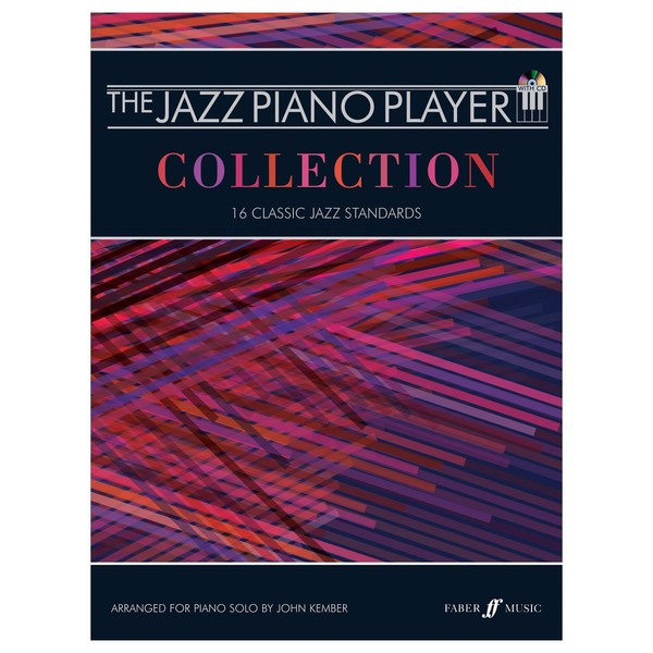 Jazz Piano Player Collection, John Kember, Book and CD