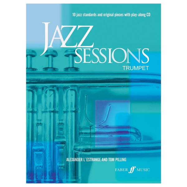 Jazz Sessions for Trumpet, Book and CD
