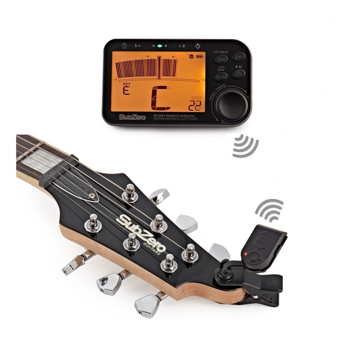 Click to view product details and reviews for Subzero Ultrawide Wireless Remote Tuner.