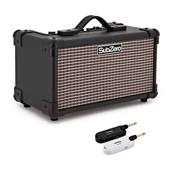 Subzero Wireless Portable Modeling Amp