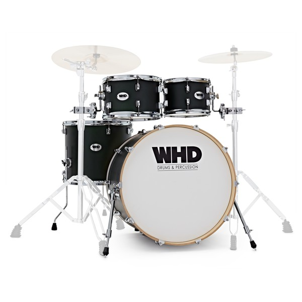 WHD Elite 4 Piece American Fusion Shell Pack, Dark Ocean