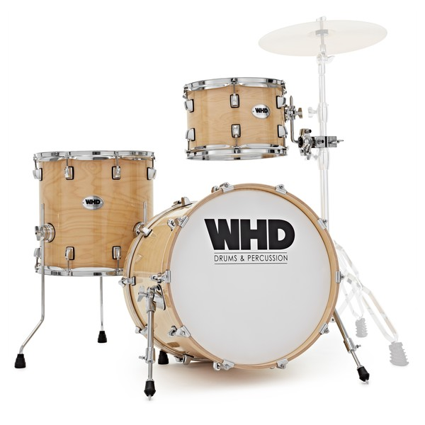 WHD Elite 3 Piece Jazz Shell Pack, Natural