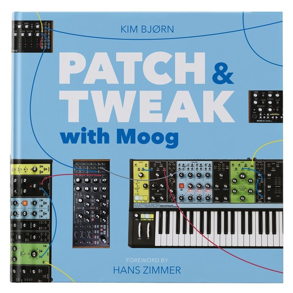 Patch & Tweak with Moog - Top