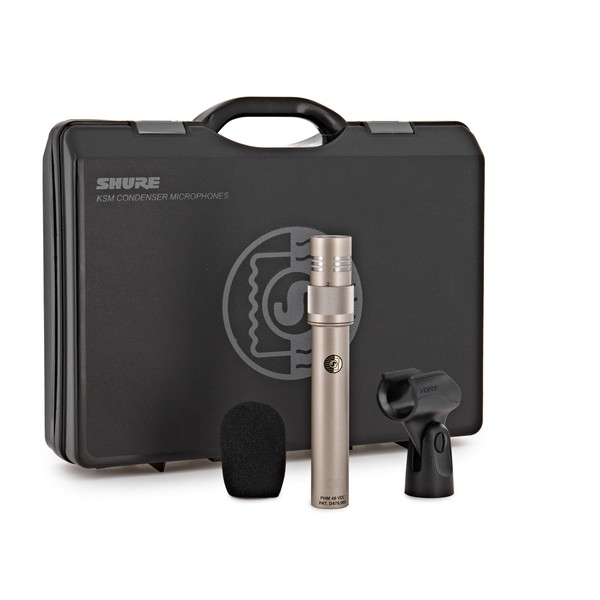 Shure KSM141/SL Condenser Microphone
