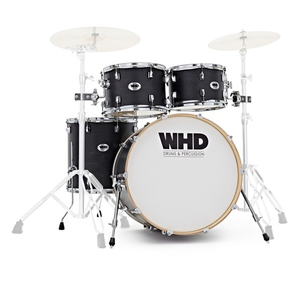 WHD Elite 4 Piece Rock Shell Pack, Trans Black