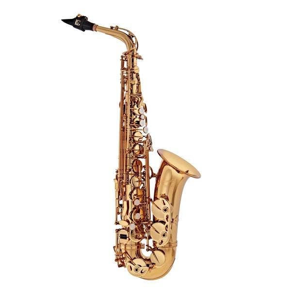 P Mauriat PMSA-185 Alto Saxophone, Gold Lacquer
