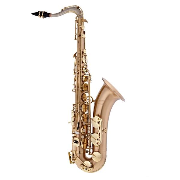P Mauriat Le Bravo 200 Tenor Saxophone, Gold Lacquer