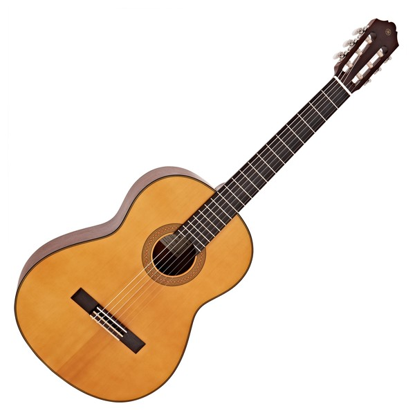Yamaha CG122S Classical Acoustic Guitar, Natural