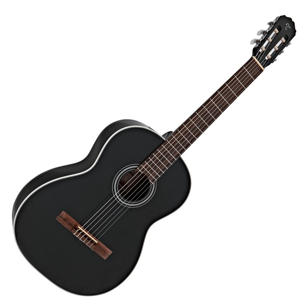 Takamine GC1 Classical Guitar, Black