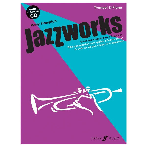 Jazzworks for Trumpet, Andy Hampton, Book and CD