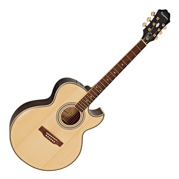 Epiphone PR-5E Electro Acoustic, Natural
