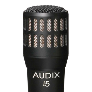 Audix I5 All-Purpose Dynamic Instrument Microphone, VLM Type-B Detail