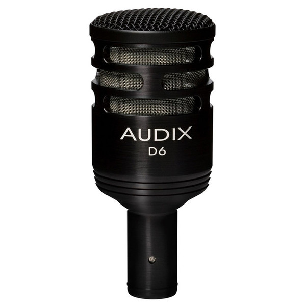 Audix D6 Kick Drum Dynamic Microphone