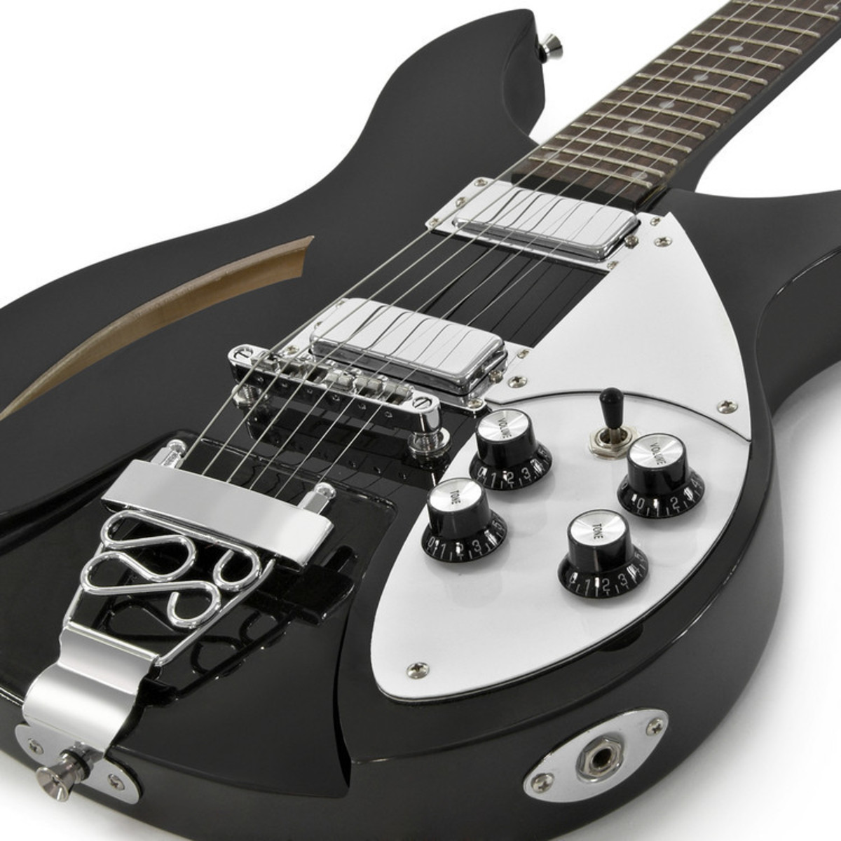 rocksmith xbox 360 santa ana electric guitar black at gear4music. Black Bedroom Furniture Sets. Home Design Ideas