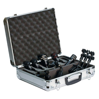 Audix DP5A Percussion Microphone Pack, 5 Pieces