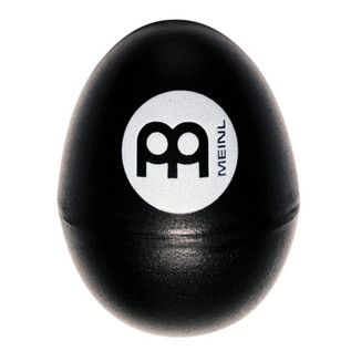 Meinl ES2-BK Egg Shaker - Set of Two - Black