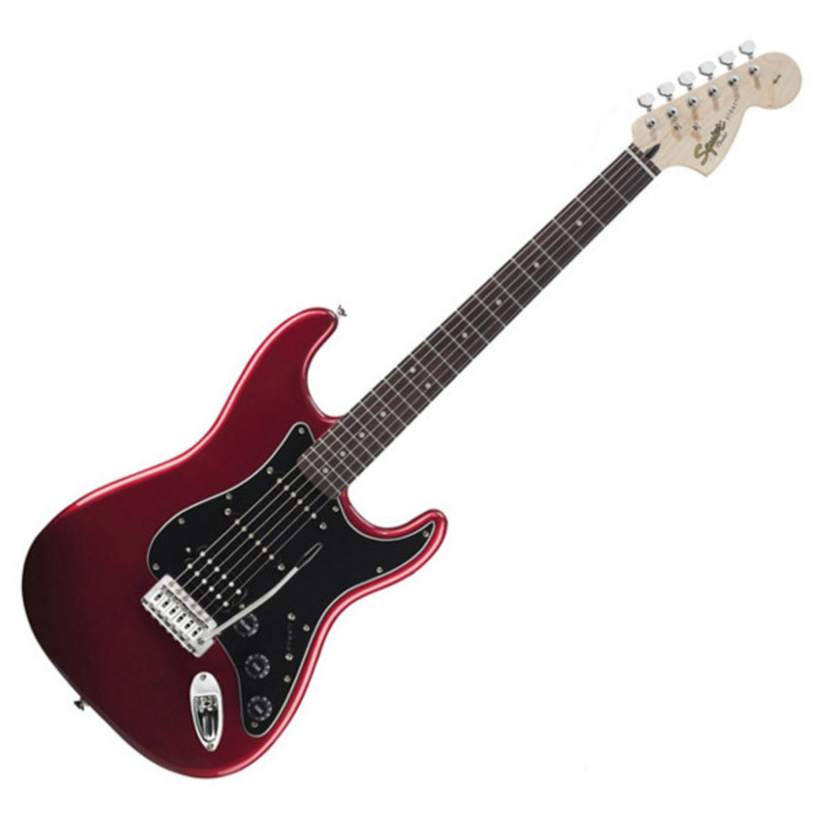 Squier By Fender Stratocaster Pack Hss 15w Amp Candy