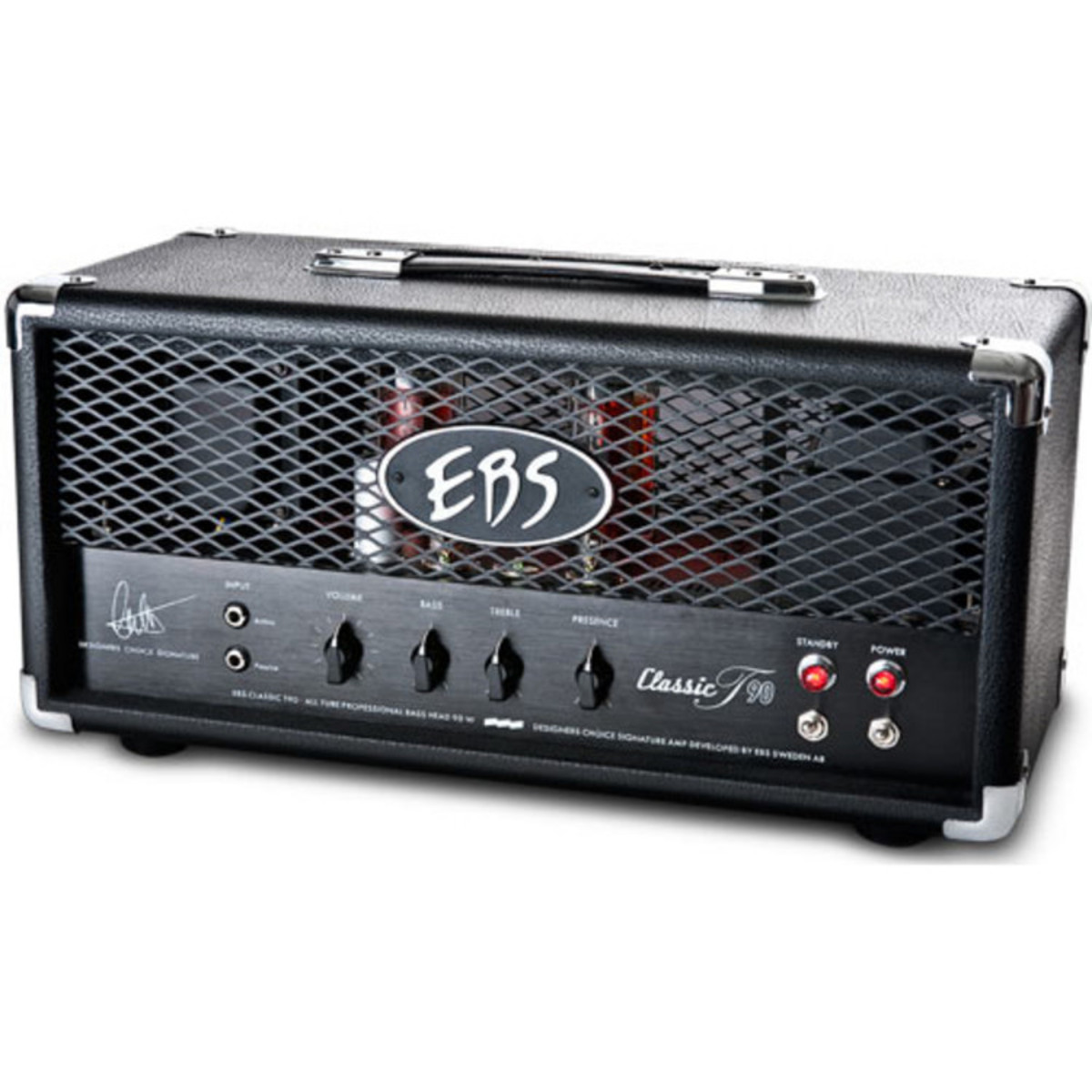 ebs classic t90 all tube bass amp head at gear4music. Black Bedroom Furniture Sets. Home Design Ideas